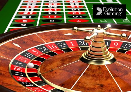 Live European Roulette Evolution