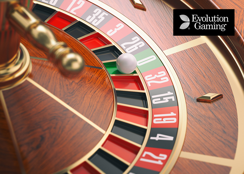 Mini Live Roulette Evolution How To Play Live Casinos