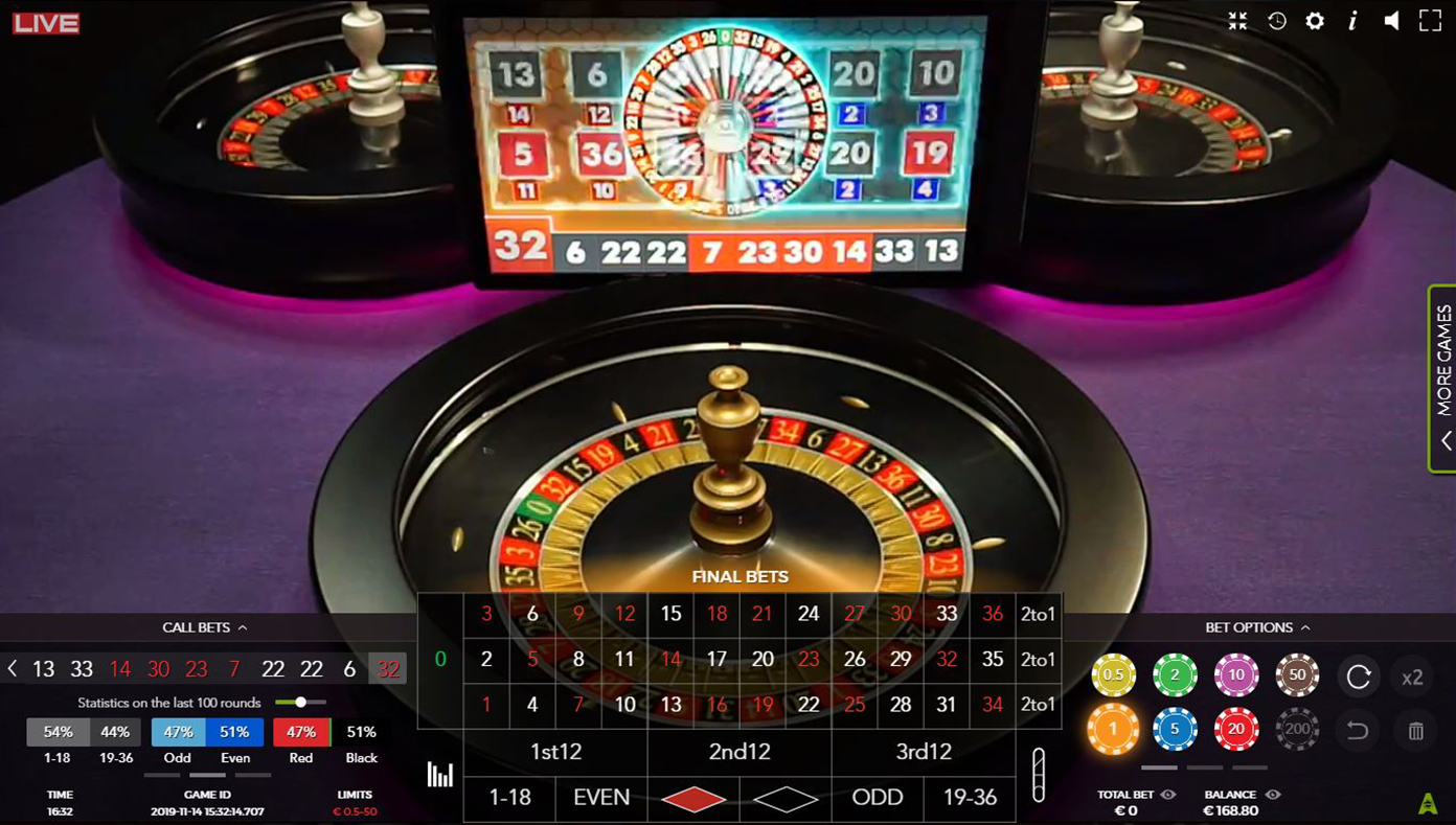 Play Roulette Casino