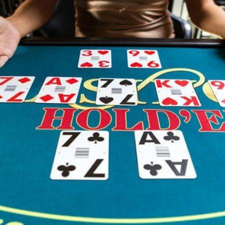 Casino Hold'em in een live casino