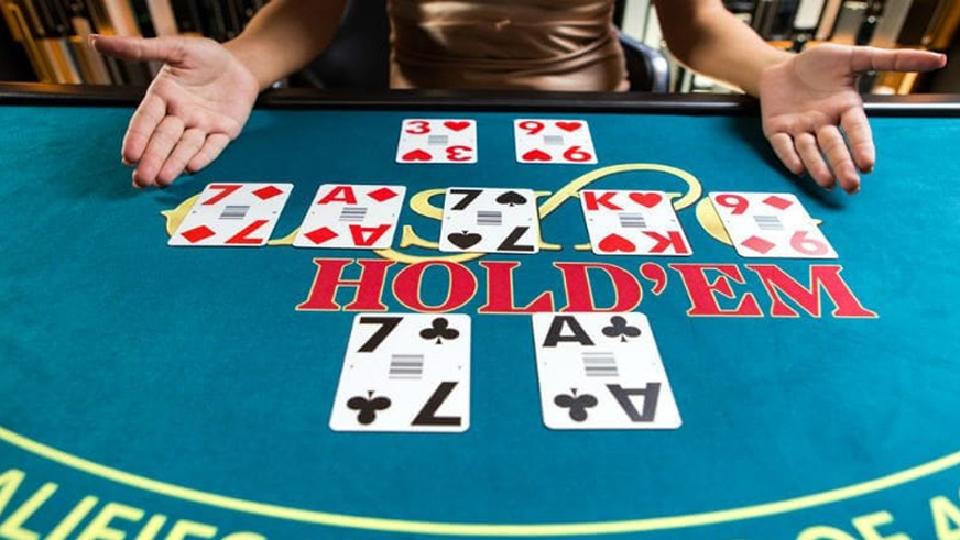 Casino Hold Em In A Live Casino How And Where To Play