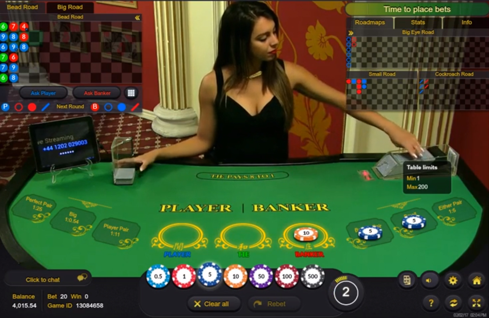 Live Baccarat By Ezugi Game Details And Where To Play For Real Money