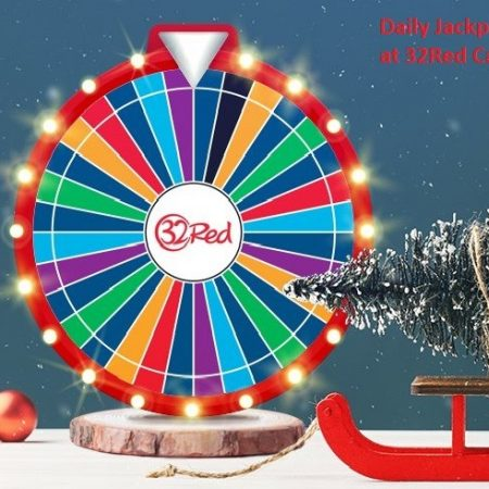 Christmas Came Early at 32Red Casino, Bearing Many £1,000 Gifts for the Luckiest Live Casino Players!