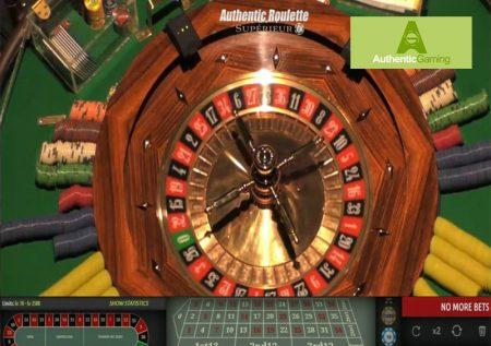 Authentic Roulette Superieur