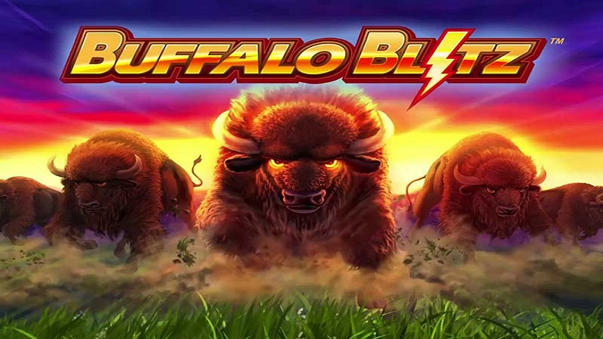 When Slots Meet Live Casino Games – Playtech's New Product Called Buffalo Blitz Live Is Here!