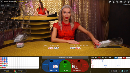 Live Baccarat Variants You Can Play Online