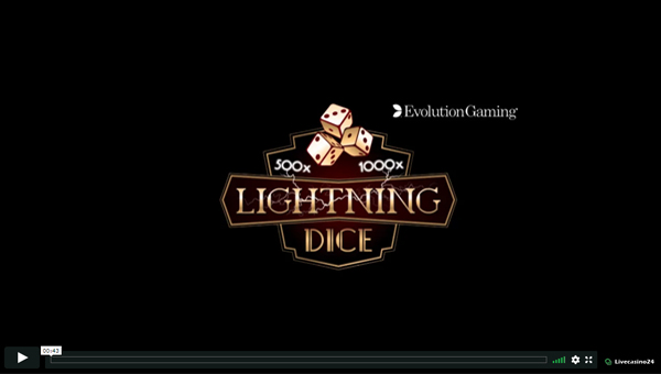 instructie lightning dice