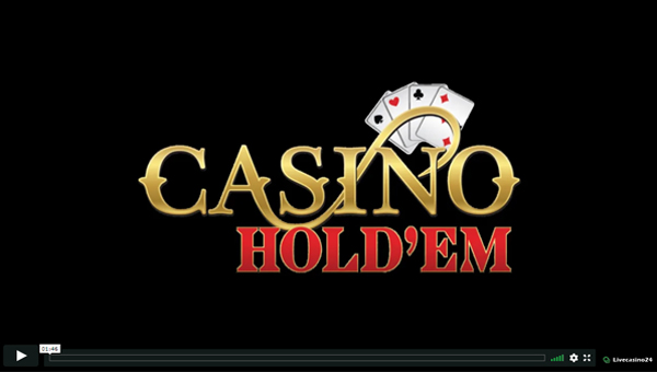 instruction casino holdem