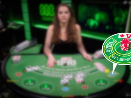 Live Dealer Blackjack: Bet Behind Explained