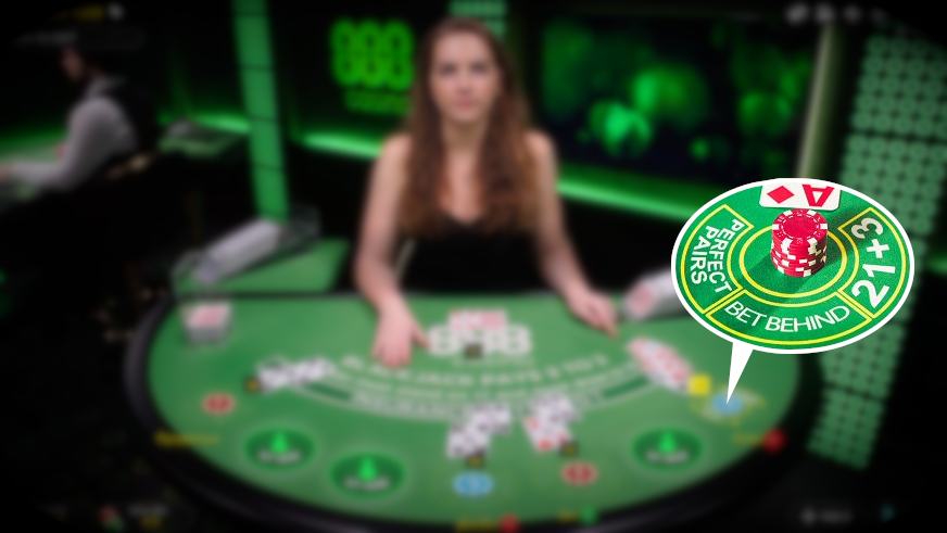 Live Dealer Blackjack Bet Behind Explained Livecasino24 Com