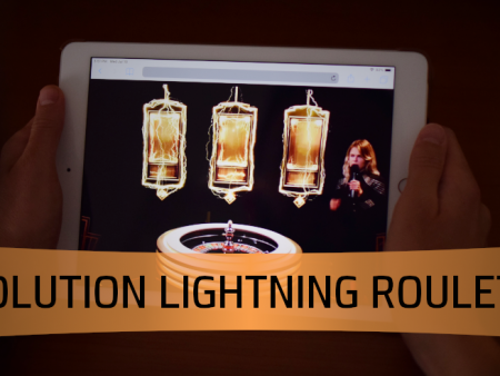 Evolution Lightning Roulette: A New Take on the Casino Classic