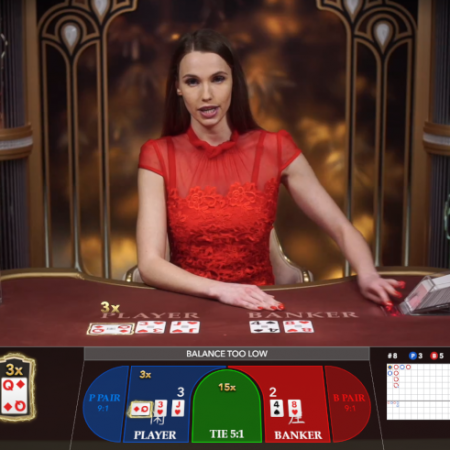 Live Casino Tables with Multipliers: A Chance to Win Big