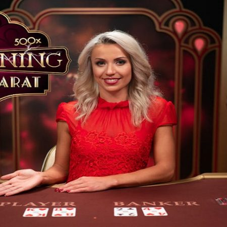 Evolution Gaming Announces a New Award Win and Launches Lightning Baccarat in a Single Day