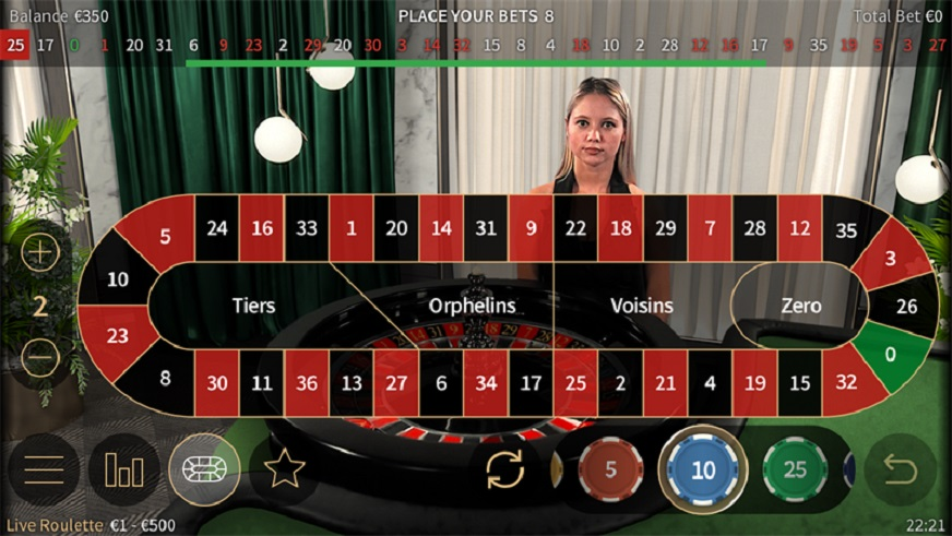 NetEnt Launched a New Mobile Interface for Its Live Roulette Product