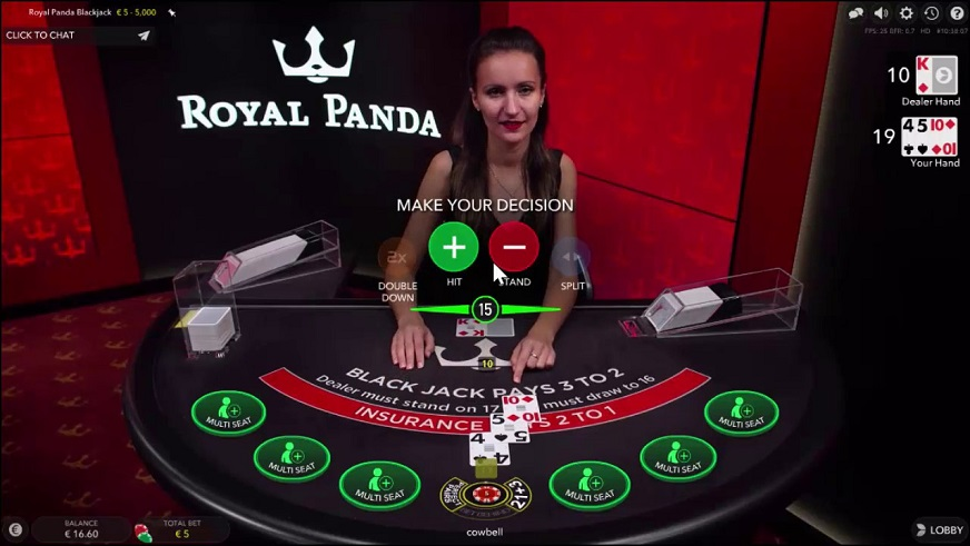 Royal Panda, Player-Favourite Online Casino to Offer Live Casino Games, Is Leaving the UK Market