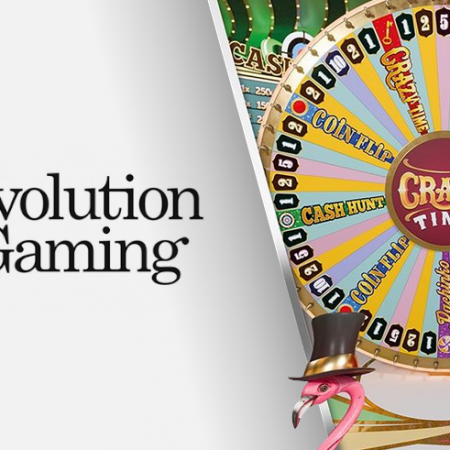 Crazy Time de Evolution Gaming : Qu'est-ce qu'on sait?