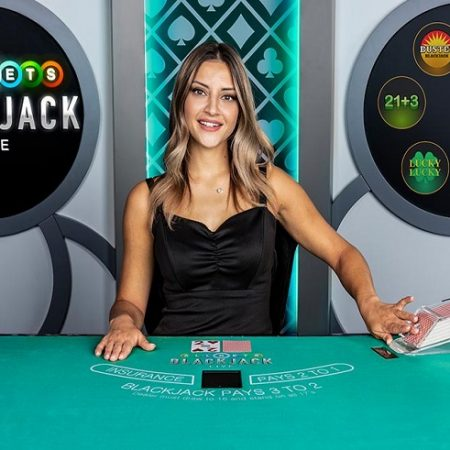 Playtech Launches a Brand New All Bets Blackjack Live Table Exclusively for Bwin
