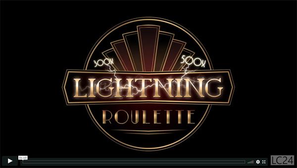 Lightning roulette film