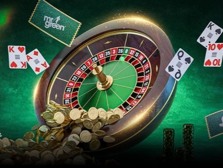 Mr Green Casino Invites You to Play Live Casino Games and Win a Share of €10,000!