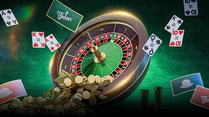 Mr Green Casino Invites You to Play Live Casino Games and Win a Share of €10,000! | Livecasino24.com