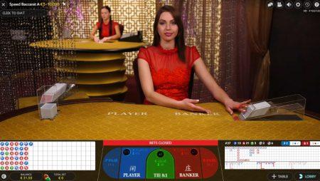 Live Dealer Speed Baccarat: Tips and Tricks