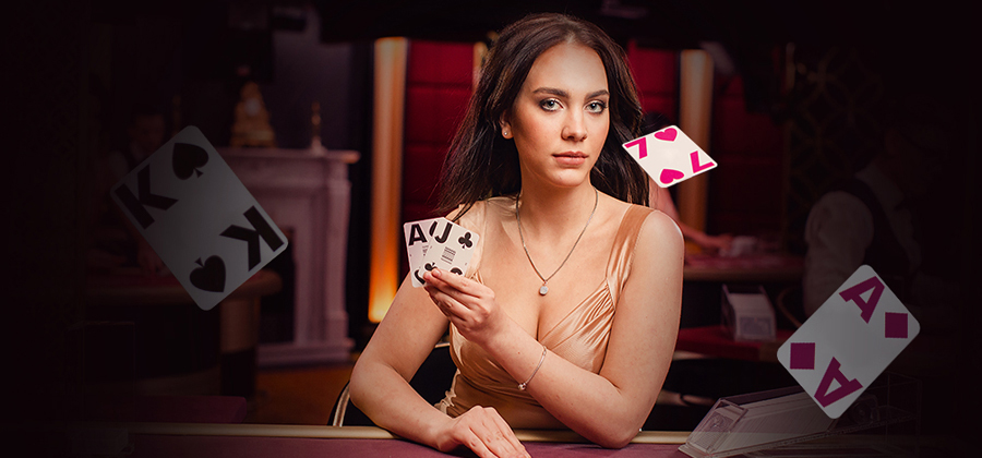Live casino spellen