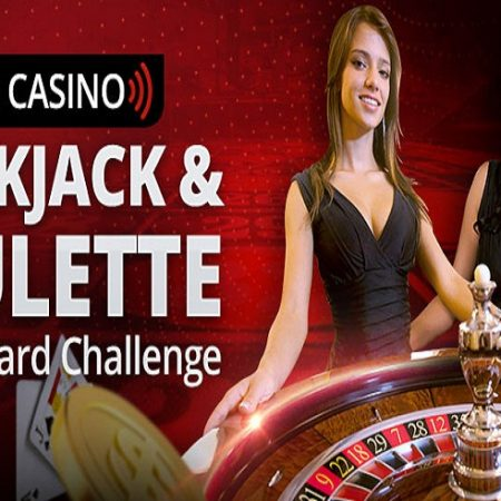 BetOnline Casino Offers A Guaranteed $1,800 Prize Pool for Live Blackjack and Roulette