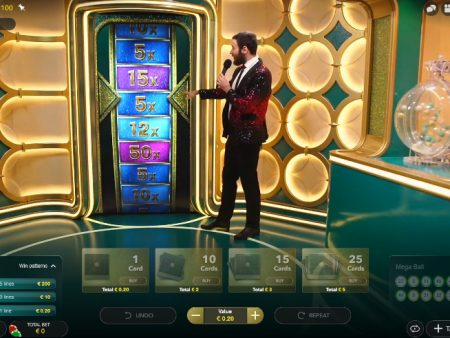 Live Casino Lottery-Like Games: What's on Offer?