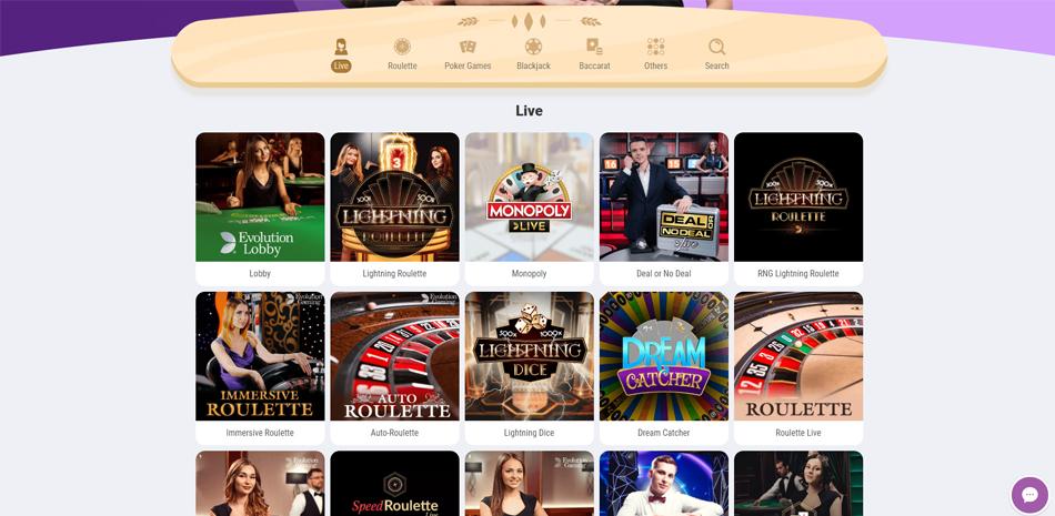 cookie casino live spellen