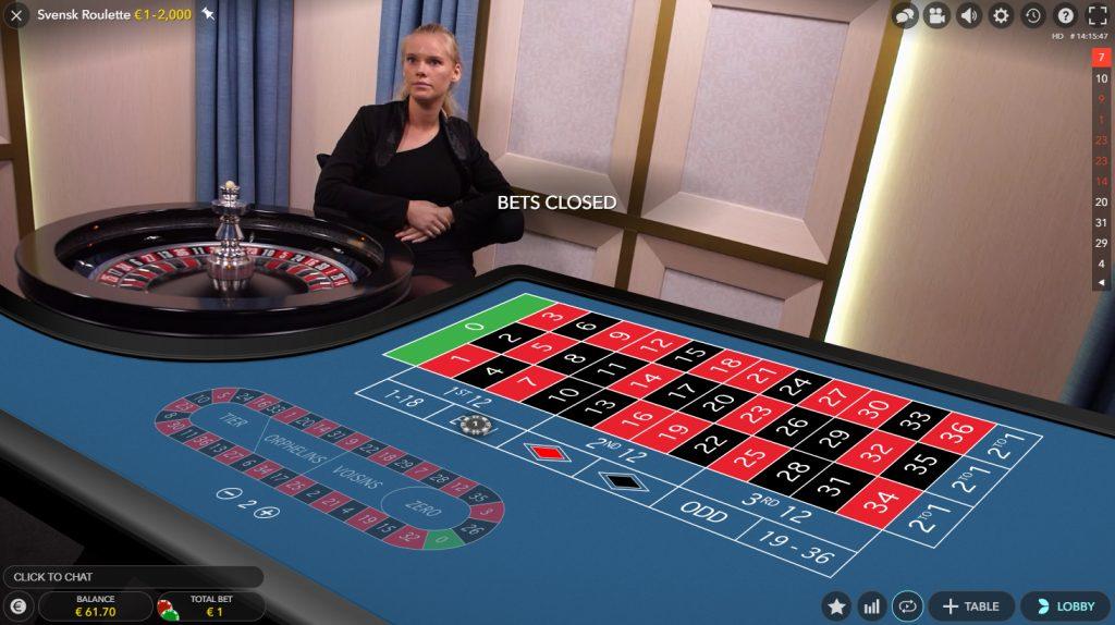 native speaking roulette evolution