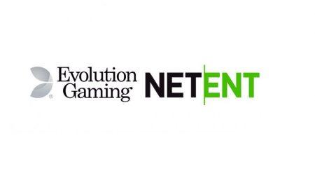 Evolution Gaming gaat NetEnt overnemen
