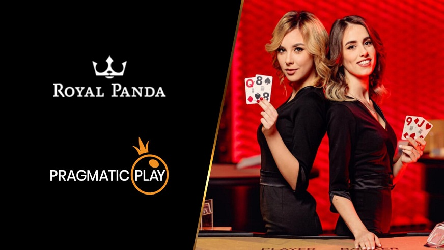 Royal Panda Now Has Access To Pragmatic Play S Live Casino Products Livecasino24 Com