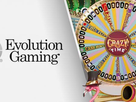 Evolution Gaming Crazy Time: Wat weten we tot nu toe?