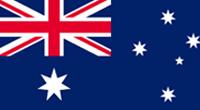 flag au