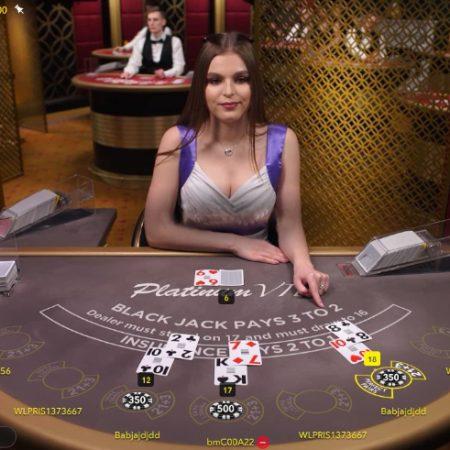 Meest voorkomende live blackjack side bets