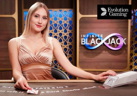 Live Infinite Blackjack