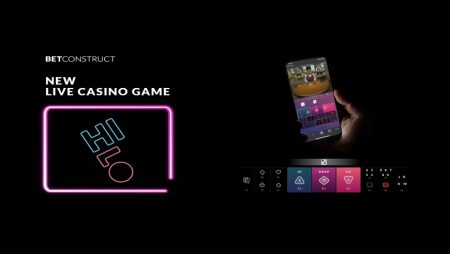 BetConstruct Added a New Game to Its Growing Portfolio, Live Hi-Lo