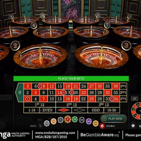 Evolution Gaming Officially Announces the Launch of the New Instant Roulette Live Casino Game