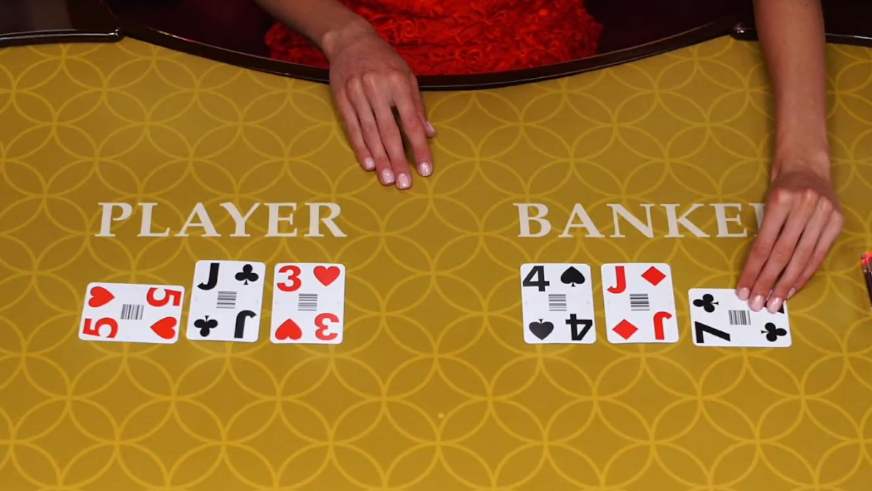 Live Baccarat: Is There a Winning Strategy?