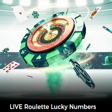 Win a Fair Share of a €5,000 Prize Pool on Live Roulette at Mr Green