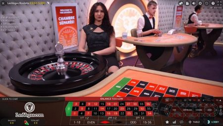Play Live Roulette At Leovegas Casino To Win A Share Of 2 500 In Cash