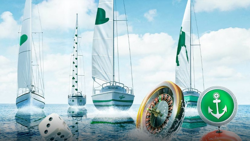 Join the €10,000 LIVE Casino Ocean Race at Mr Green Casino!