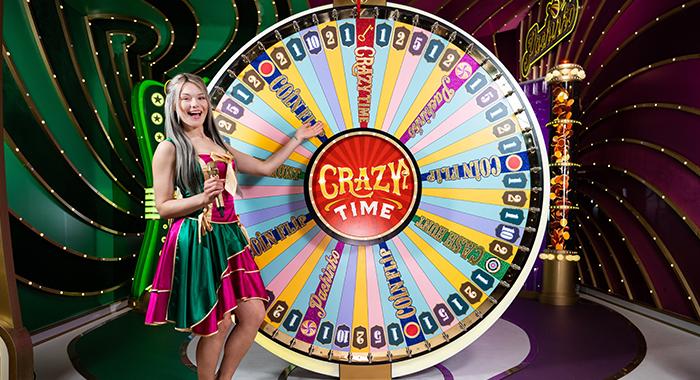 crazy time casino de