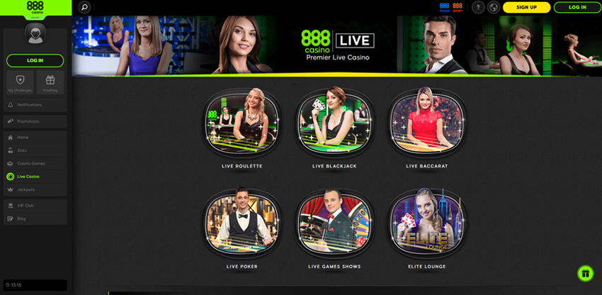 Find Best live casino