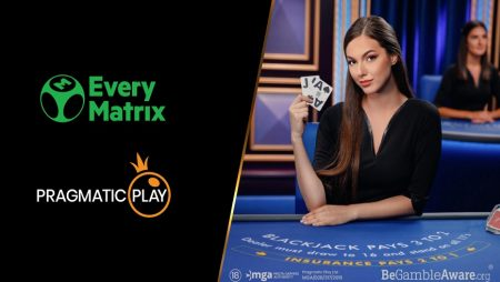 Pragmatic Play Signs an Exciting Deal with EveryMatrix to Launch Its Live Casino Portfolio