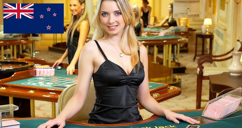 Best Live Casinos New Zealand