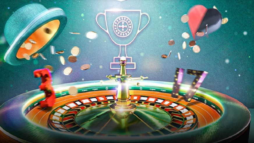 The €5,000 Roulette Race Has Started at Mr Green Casino!