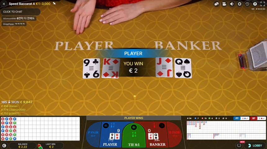 Live Baccarat How To Play Popular Variants Explained
