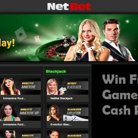 NetBet Invites You to Grab Instant Free Games Prizes on Selected Tables