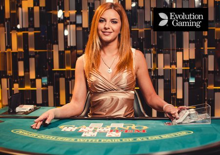 Live Casino Hold'em Evolution Gaming